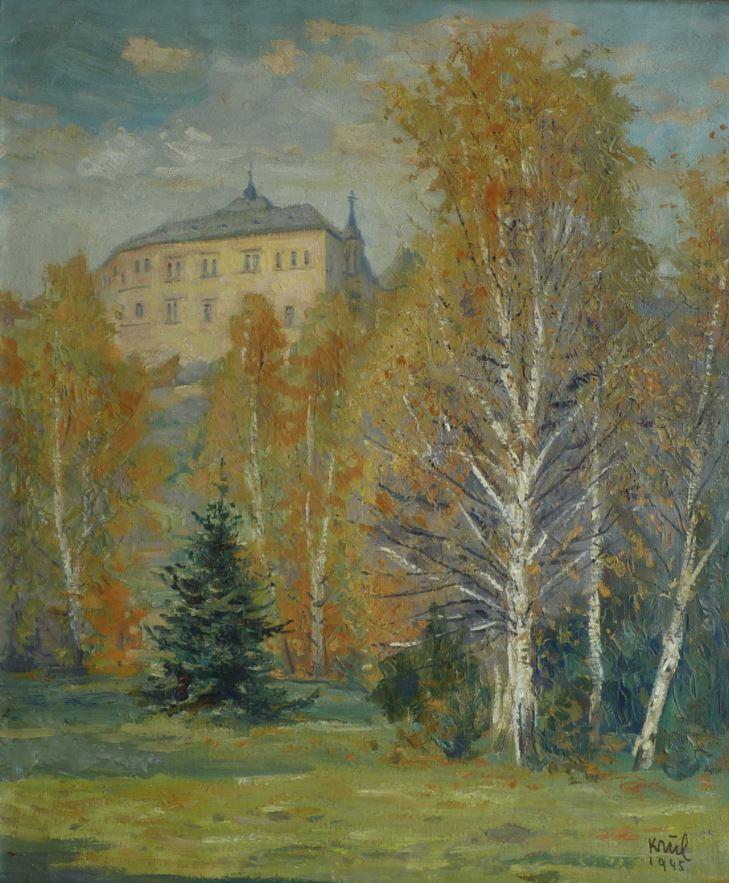 Podzim v Kutné Hoře
