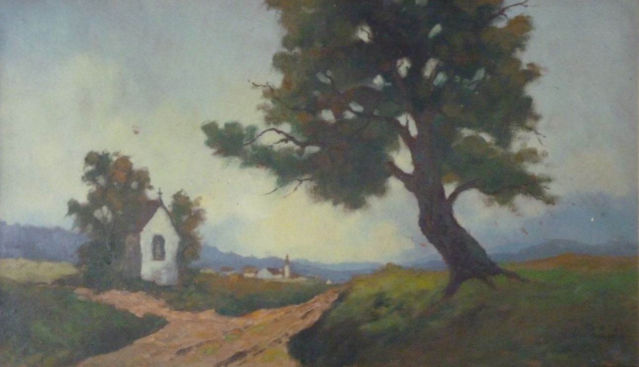 Kaplička u Bítova