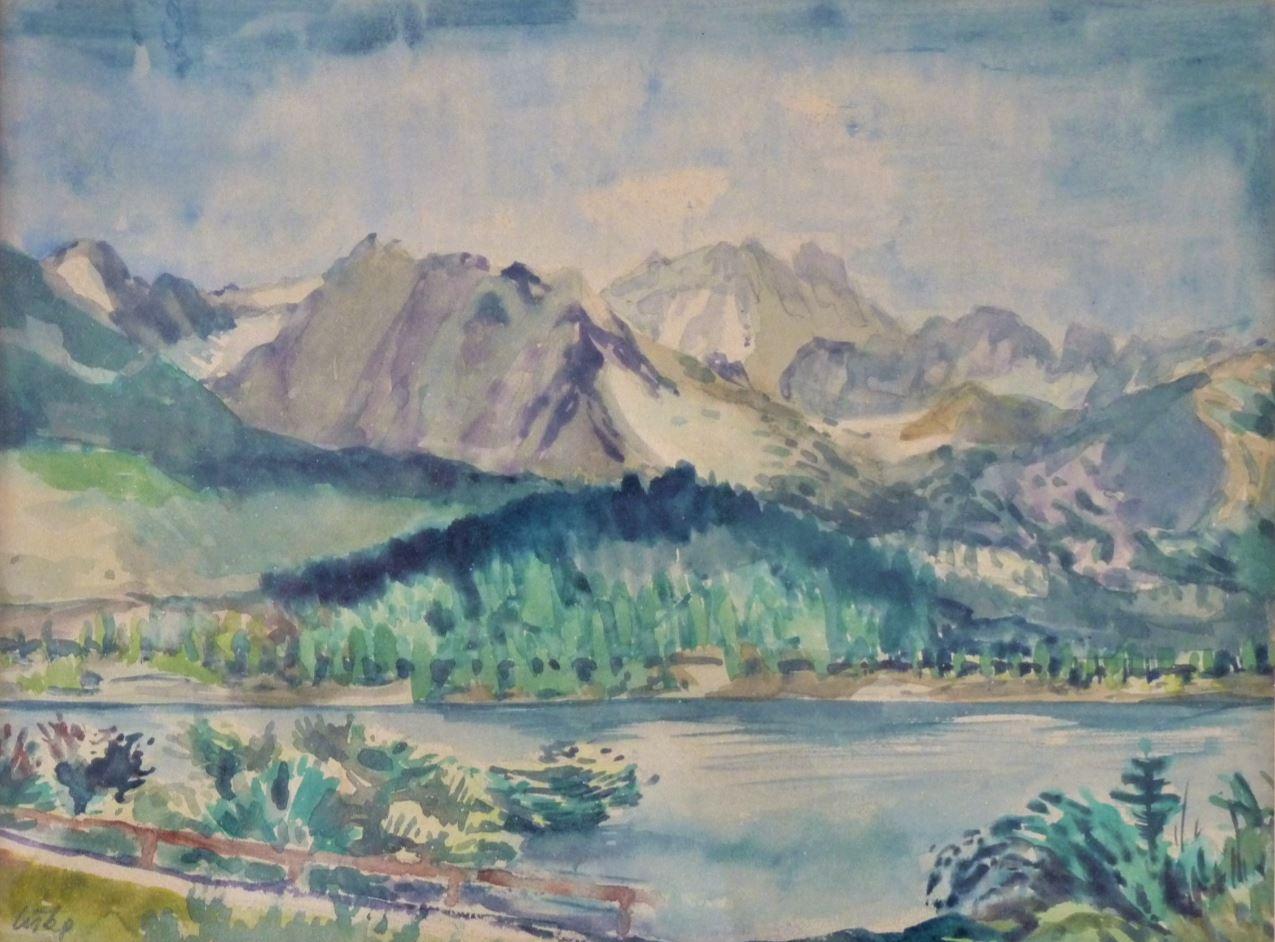 Štrbské panorama